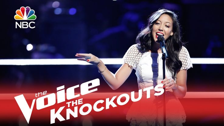 """The Voice 2015 Knockout - Amy Vachal: """"A Sunday Kind of Love"""""""