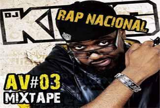 Mixtape Anuário vol. 3: DJ King e as mais tocadas do RAP Brasileiro em 2011.