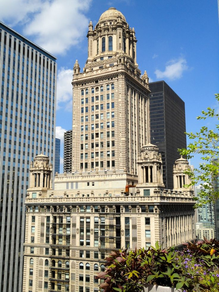 Best Buildings Of Chicago Architecture Foundation River Cruise
