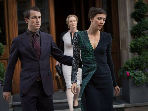 The Honourable Woman, BBC2 - TV review: Maggie Gyllenhaal makes stilted spy thriller worth pursuing - Reviews - TV & Radio - The Independent. excellent show! love love love this dress