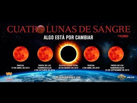 Las 4 Lunas de Sangre - Parte 2 - Español - YouTube