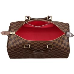 Louis Vuitton Damier Ebene Canvas Speedy 35 N41523 129.00