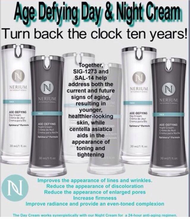 Natural age defying skin treatment