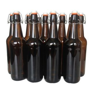 MAD MILLIE'S FLIP TOP BOTTLES 750ML - 12 BOTTLES