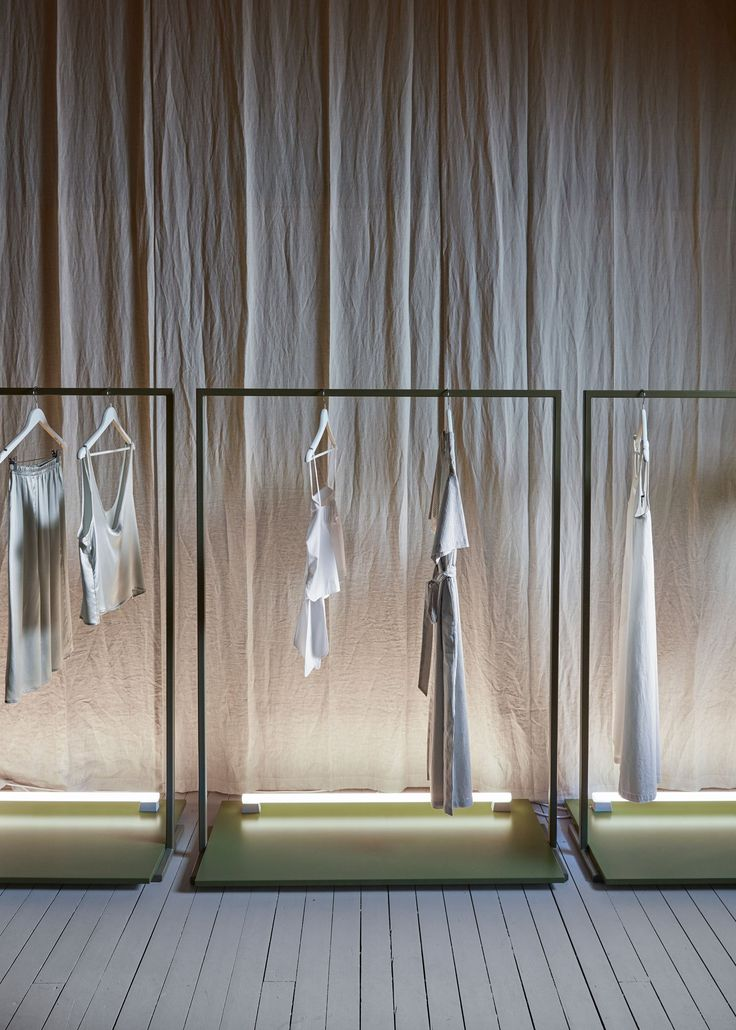<p>Multi-brand retail store 'Monk House Design' has worked with Flack Studio for their interior design and renovations of their second location. Featuring a lot of Australian and international women l