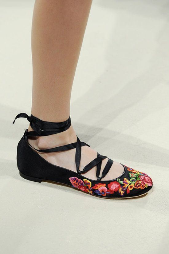 Get Familiar With All the Gorgeous Runway Shoes at Milan Fashion Week