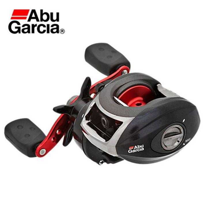 Right Hand Carretilha Abu Garcia Reel BMAX2 Trolling Reels Baitcasting Fishing Reel Saltwater Bait Casting Wheel 4+1BB 6.4:1