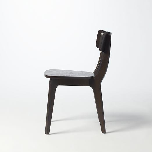 Klismos Dining Chair - Chocolate #westelm