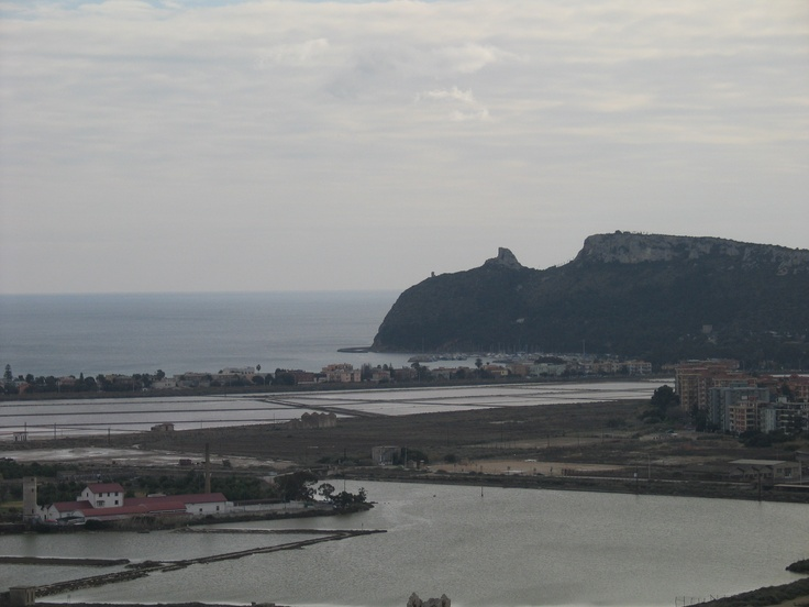 Another view from Monte Urpinu - Cagliari