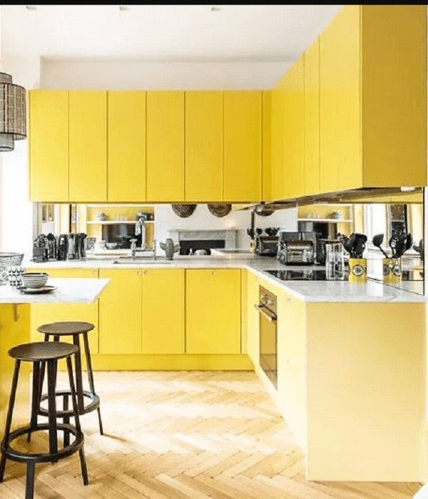 yellow and grey kitchen ideas kitchen yellow and grey grey ideas kitchen yellow in 2020 on kitchen ideas yellow and grey id=94581