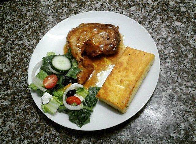 Sauteed Garlicky Chicken Recipe by Keenan Blake