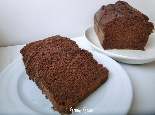 Plumcake+banana+e+cioccolato+|+Ricetta