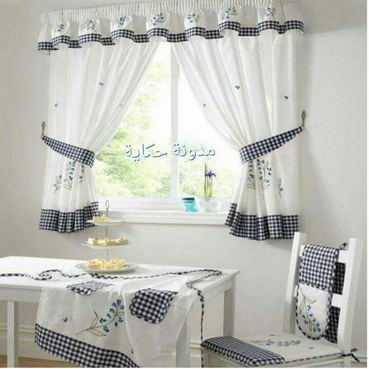 Mejores 24 imágenes de cortinas cocina tendencias en Pinterest ...