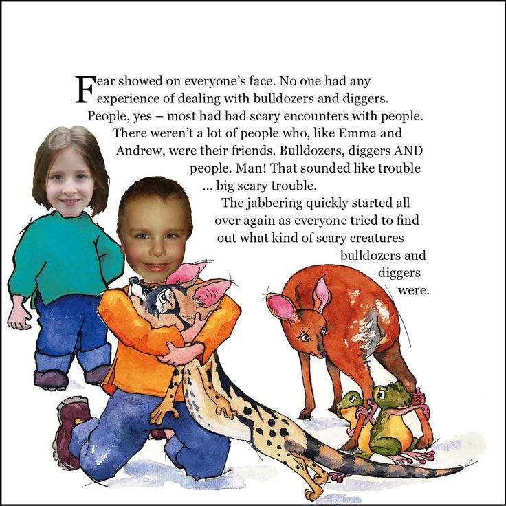 A personalized storybook for 2 kids! Bashing the Bundu - all about conserving the fynbos kingdom.