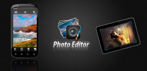 Download Free Photo editor Android App