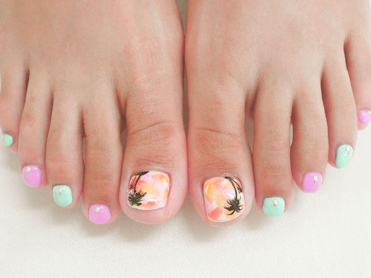 Best 25 summer toenail designs ideas on pinterest summer toe 28 wonderful toenail designs for this summer holiday nail designstoe prinsesfo Gallery