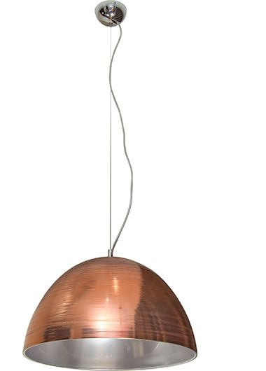 Shine.45 Pendant - Copper, Pendants, Contemporary, New Zealand's Leading Online Lighting Store