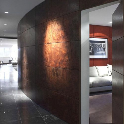 154 best ideas about wall panels on pinterest mobile - Contemporary wall panels interior ...