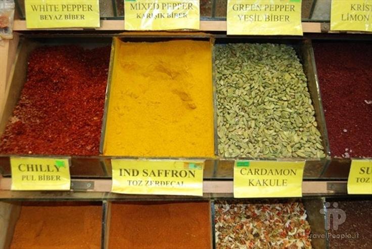 Mercato delle Spezie - Istanbul - Turchia
