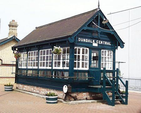 Dundalk Central Station, Co Louth, Ireland