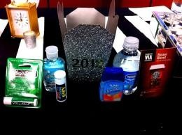 ... , December 2011, Three Pink, Gift Ideas, Survival Kits, New Years