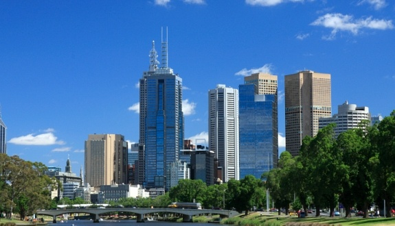 Why is 101 Collins Street considered to be the Prime Site? Because the reach is greater.