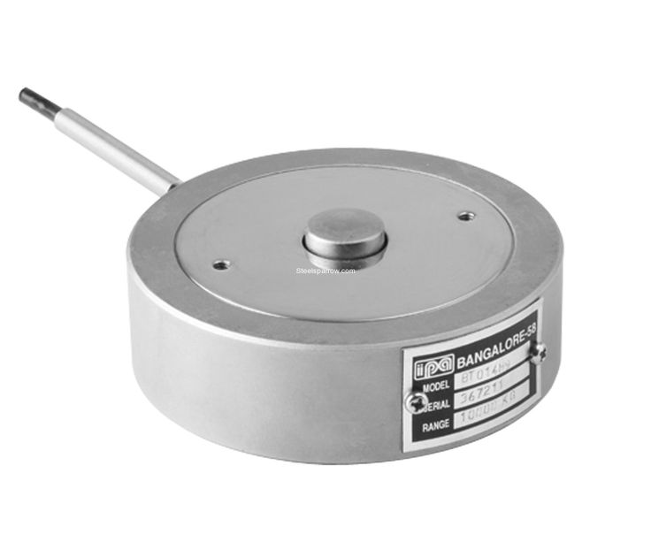 Are you searching to buy Load Cells which are used in Force measurement application? Button type Load cells, IPA India Make > Capacity - 2500 kg > Model - BT252H9,Protection class > IP - 67 For more details contact us: info@steelsparrow.com Plz visit: http://www.steelsparrow.com/load-cells/button-type.html