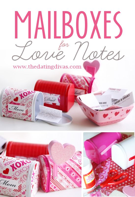 What a fun family tradition for Valentines Day!: Crafts Ideas, For Kids, Love Notes, Kid Rooms, Valentine'S Mailbox, Valentines Ideas Crafts Gifts, Craft Ideas, Fun Valentine'S, Kids Rooms