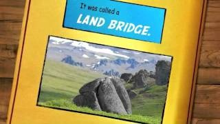 Comic - Land Bridge Theory, Ice Age, and Early Americans, via YouTube.  The first of many videos I need to upload for 4th grade Social Studies standards in South Carolina!