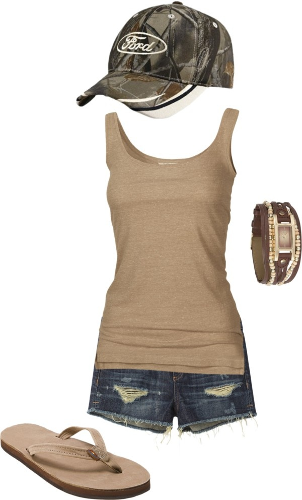 let's go fishing!, created by jenbanks924 on Polyvore