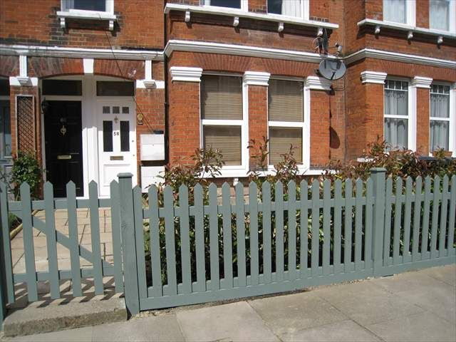 The 25 best Picket fence panels ideas on Pinterest Picket fence