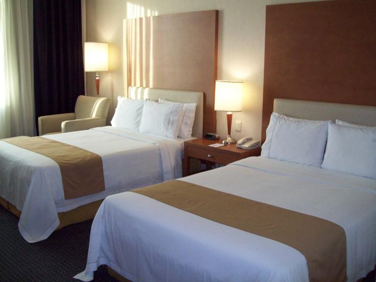 Habitación Doble Holiday Inn Express Puebla