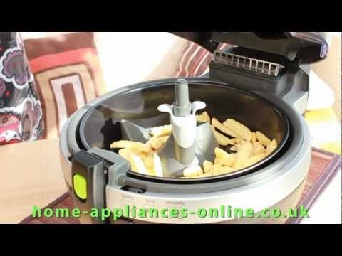 Tefal Actifry Review | Tefal Actifry Test - YouTube