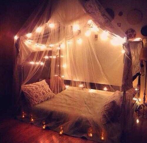 Cozy bedroom tumblr google search room pinterest for Lichterkette tumblr