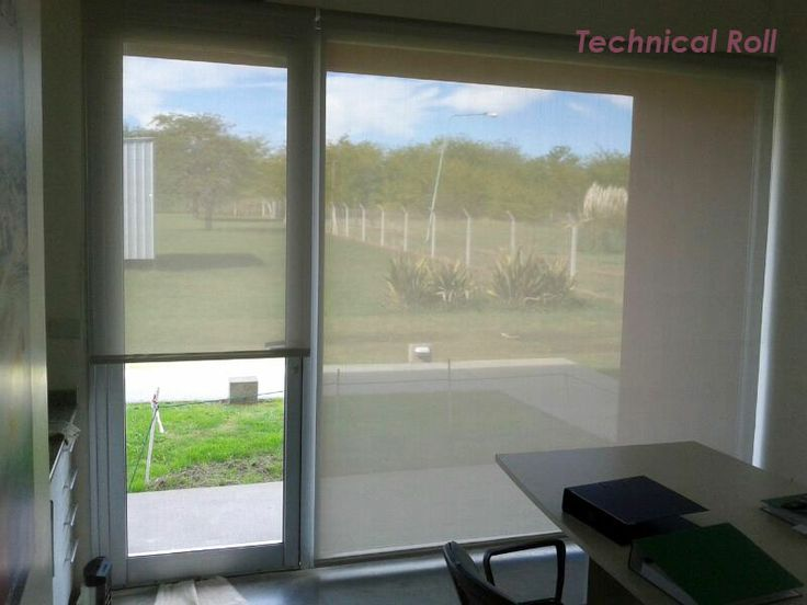 Cortinas roller - Technical Roll