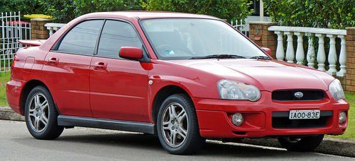 SUBARU IMPREZA SERVICE MANUAL DOWNLOAD ONLINE REPAIR MANUAL 1997 1998 1999 2000 2001