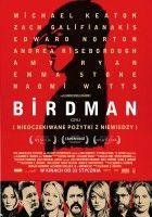 plakat do filmu Birdman (2014)