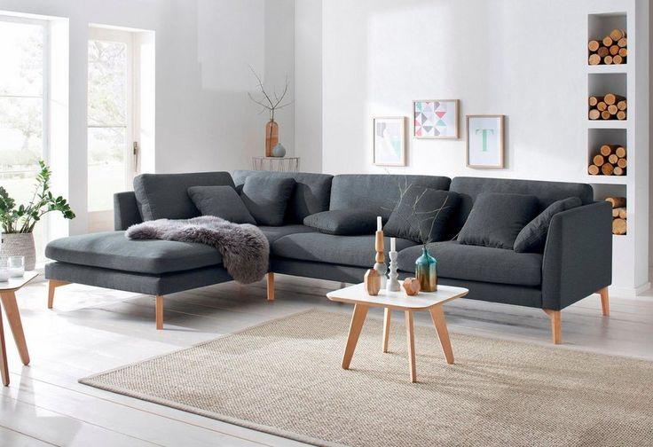 die besten 25 ecksofa skandinavisch ideen auf pinterest. Black Bedroom Furniture Sets. Home Design Ideas