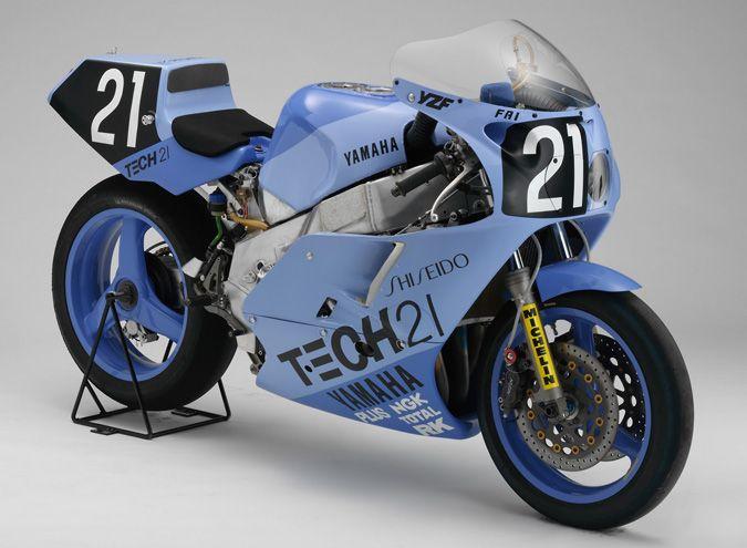 YZF750(0W89) (1987 / Racing Machine)