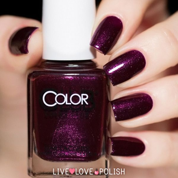 Color Club Winter Affair Nail Polish Swatch | Live Love Polish