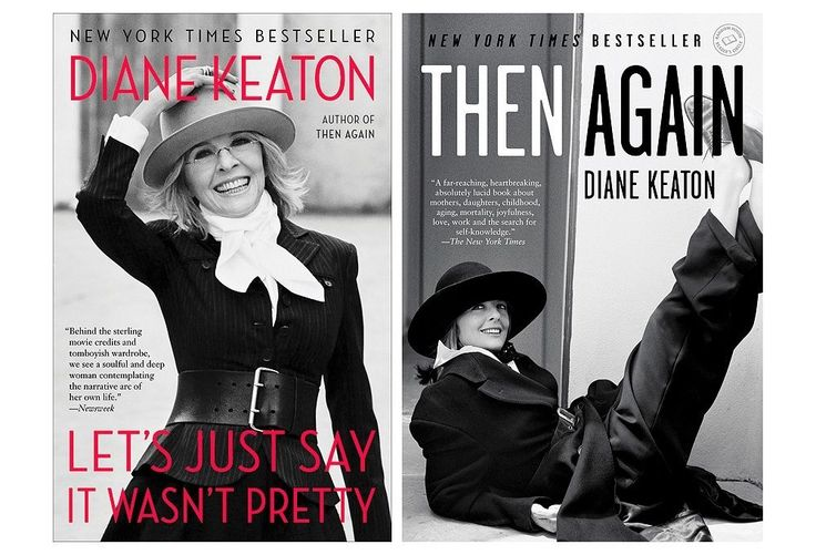 Diane Keaton Memoirs, Signed | One Kings Lane Exclusive | One Kings Lane