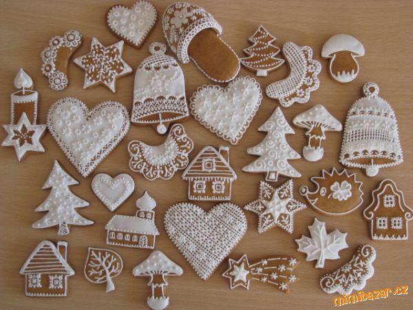 Amazing czech gingerbreads