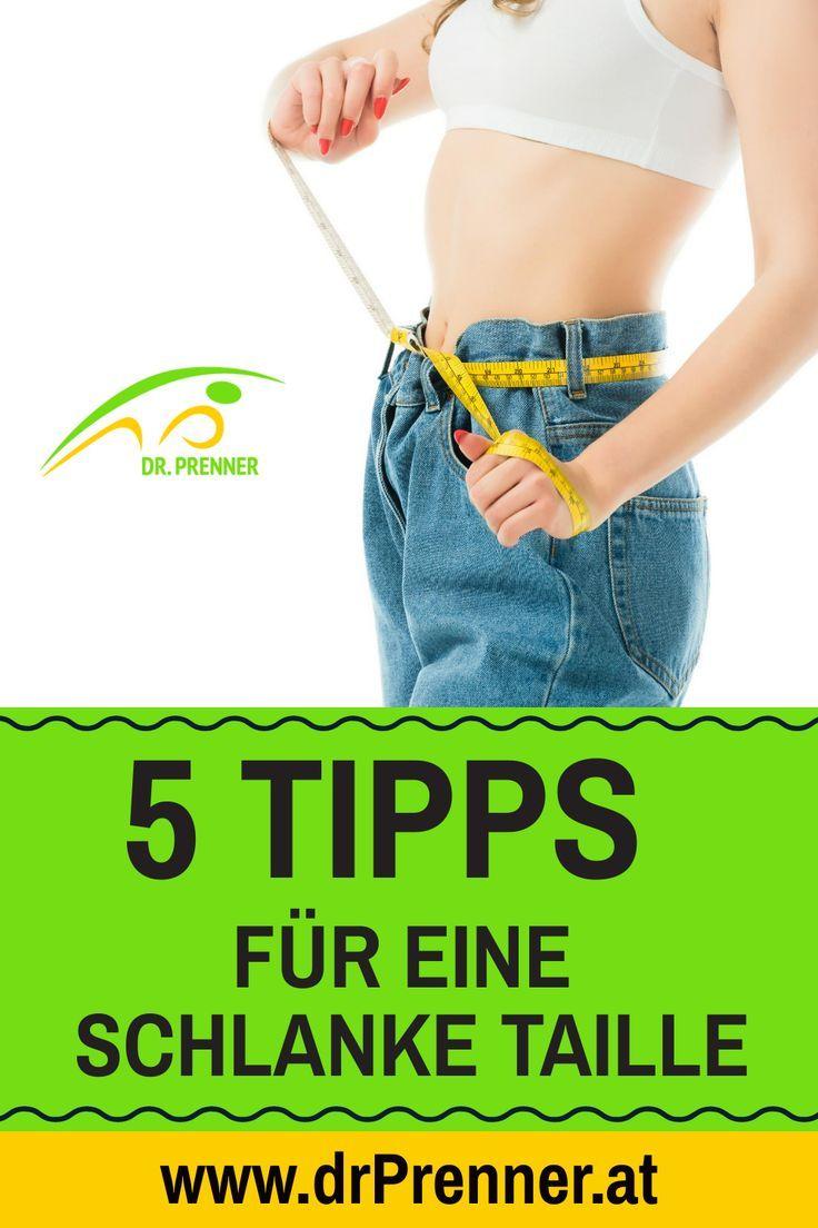 Tipps zum Abnehmen der Taille des