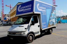 Carbonie Entreprise Umzugsfrima in Bern, günstige Preise, Umzug Offerte online, Umzugshelfer zu Ihren Diensten.