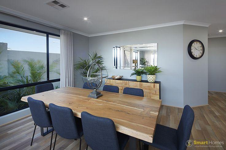 dining area #interiordesign by #SmartHomesForLiving