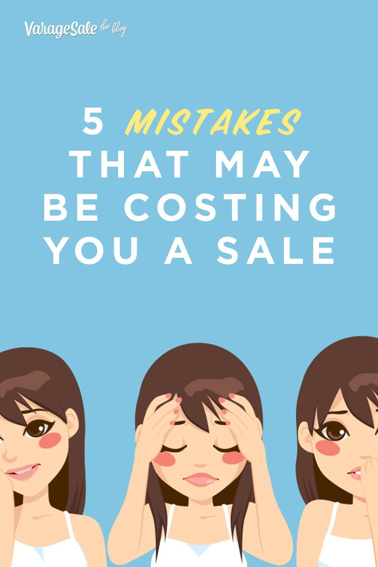 We take the time to list our items online because, well, we want them to sell! So if you're tired of staring at that $200 juicer you never once used, make sure your listing packs a punch. Keep in mind that the photo you use is a potential buyer's first impression, so it's important to avoid these five common mistakes when snapping a shot. Read more...