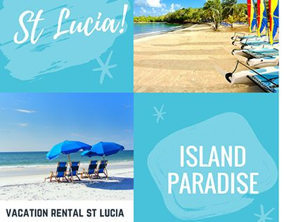 """Check out new work on my @Behance portfolio: """"Holiday Homes St Lucia"""" http://be.net/gallery/58425137/Holiday-Homes-St-Lucia"""