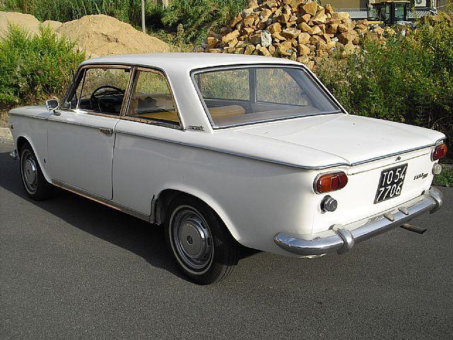 1964Fiat1300 Lombardi