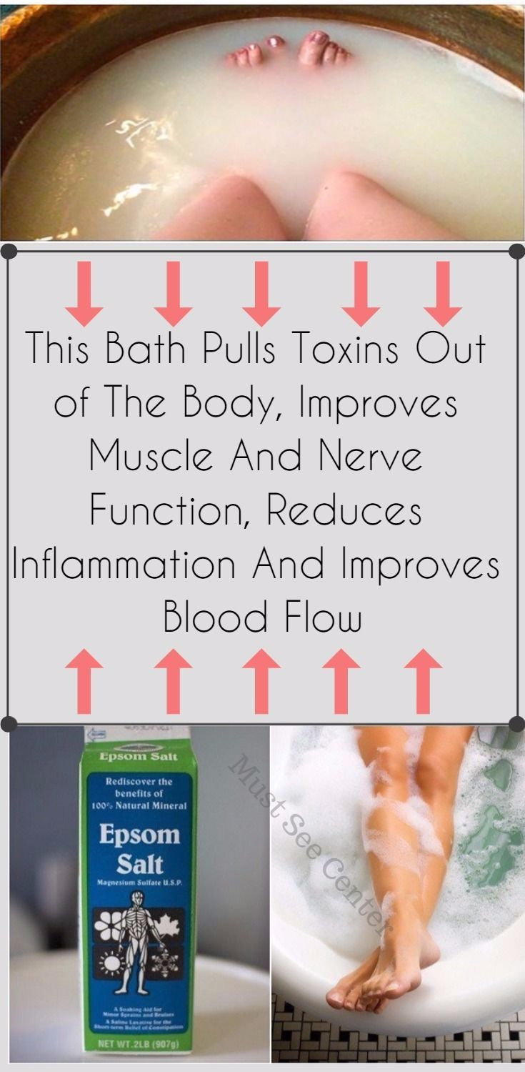I don't know if all thats claimed is true but I do know I feel great after an epsom salt bath!