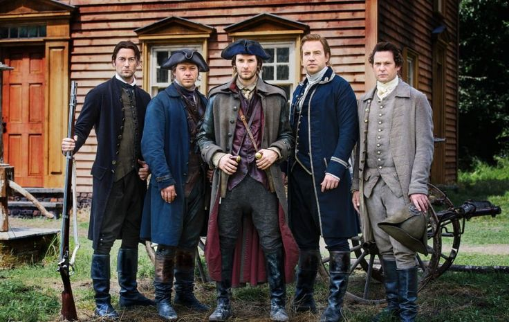 Discover the Truth Behind History Channel's Sons of Liberty Series